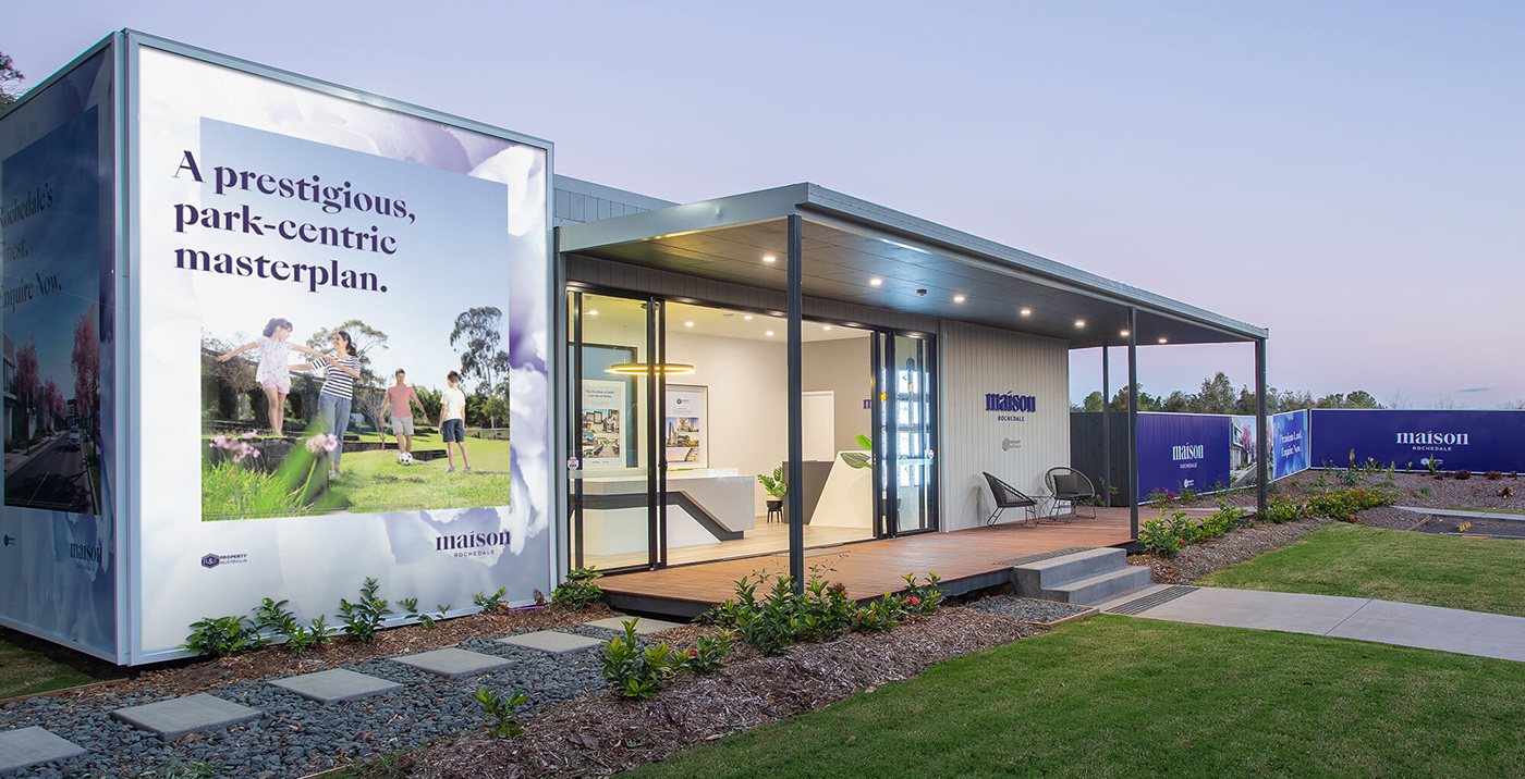 development house and land New Homes park-centric prestigious property property development