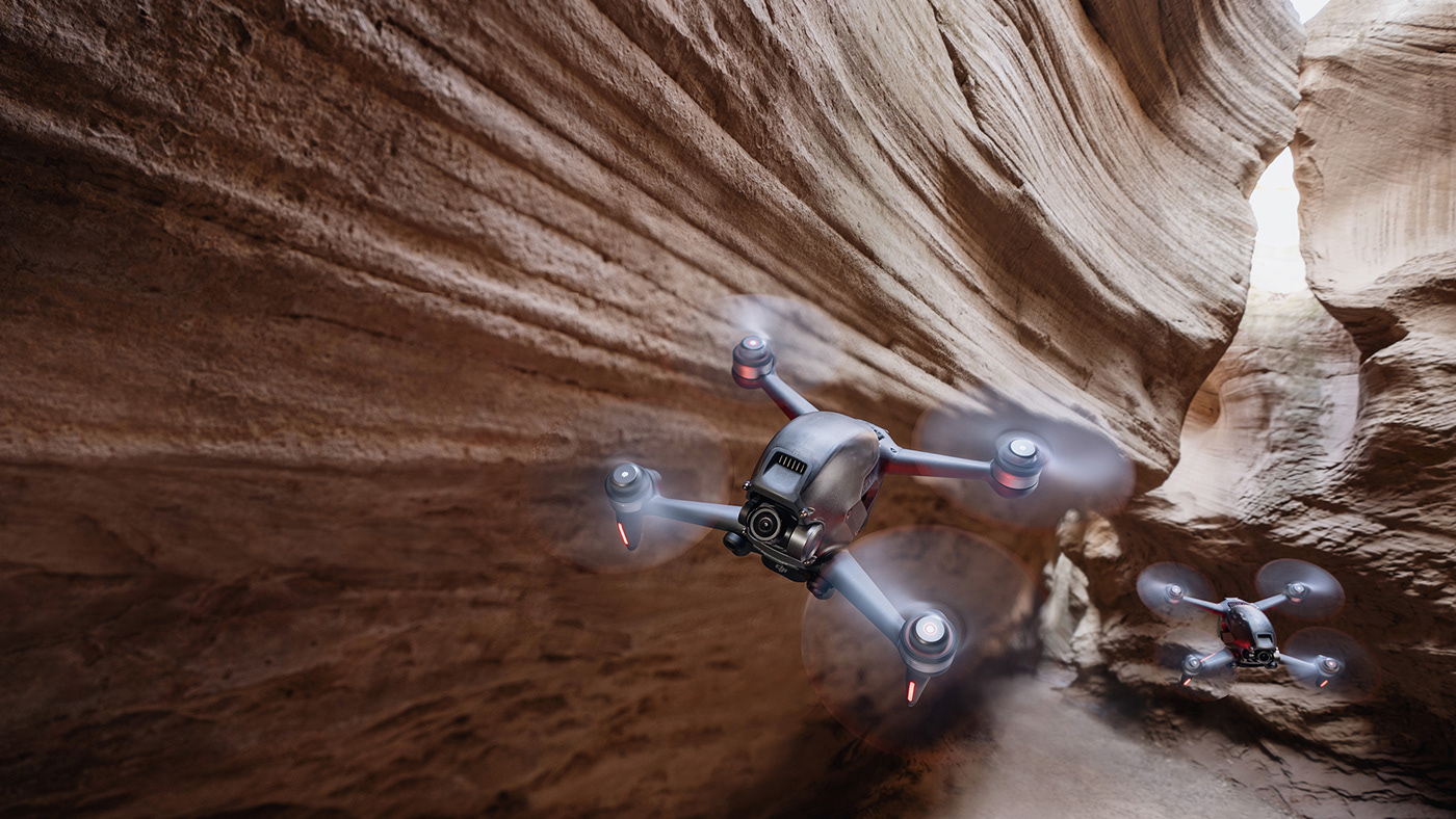 Conceptdesign DJI djifpv drone FPV plane Racing RacingDrone uam 大疆