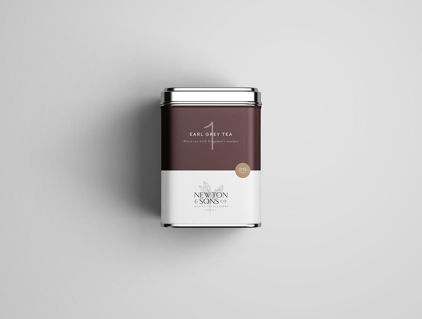 有設計感的15款茶葉包裝設計欣賞