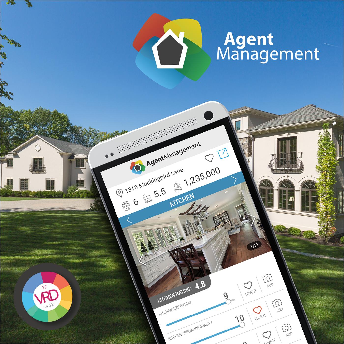 ux app design home buying real estate ux/ui
