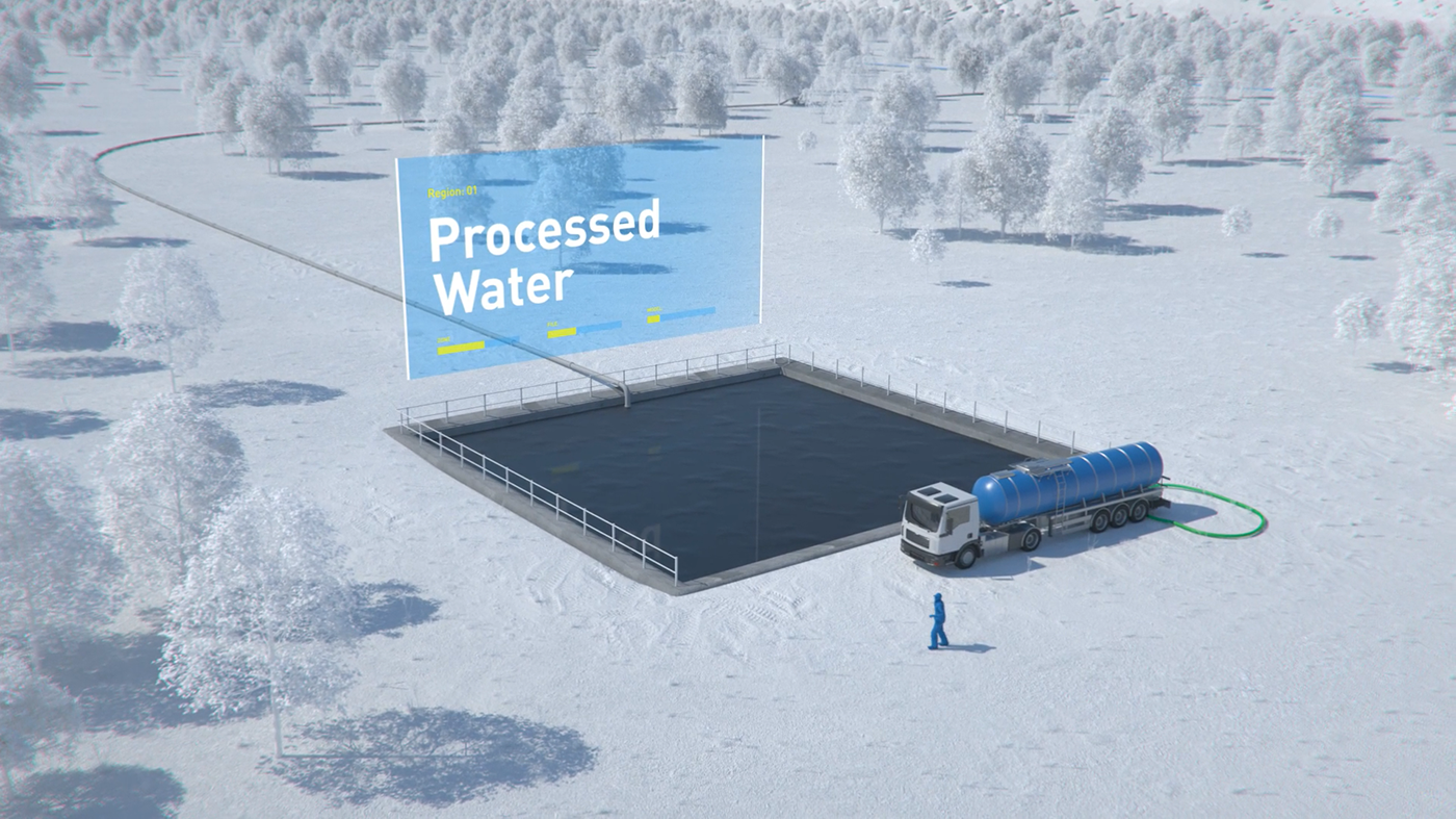 animation  motiongraphics explainer 3danimation Ecology cleanwater cinema4d