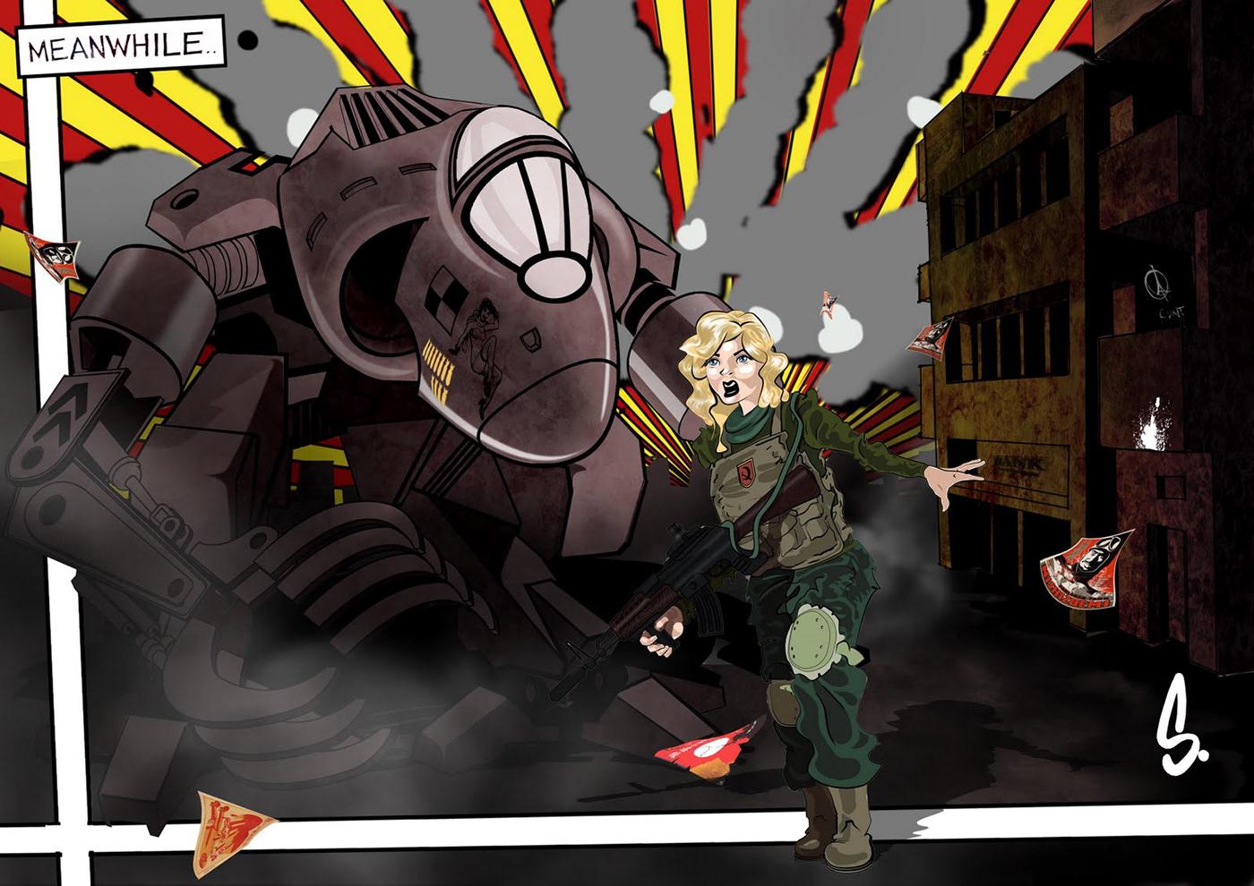 Image may contain: cartoon, screenshot and anime