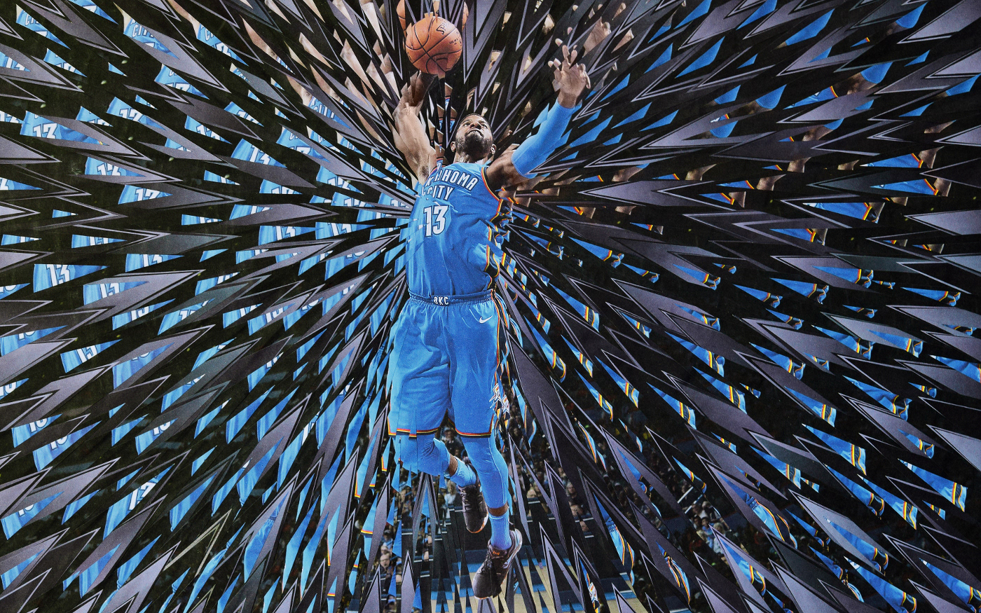 collage collage illustration paper art nike basketball basketball Nike