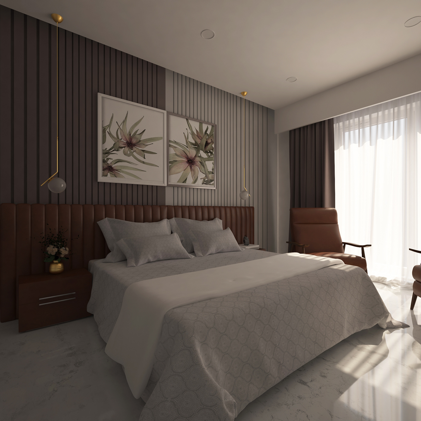 3D,3dsmax,architecture,bedroom,design,Interior,lighting,Render,vray