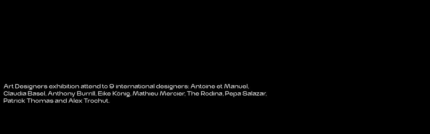 Art Designers Exhibition On Behance