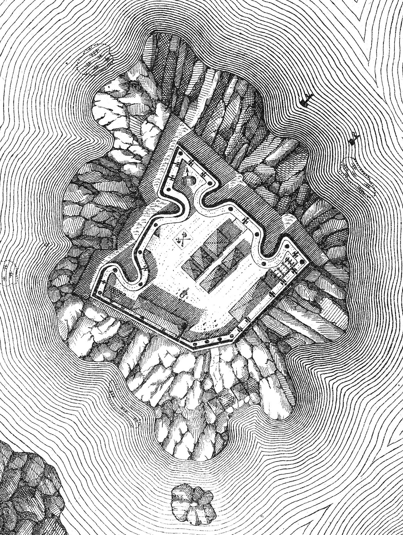 book hand-drawn illustrated map Maps illustration restoration black and white black ink