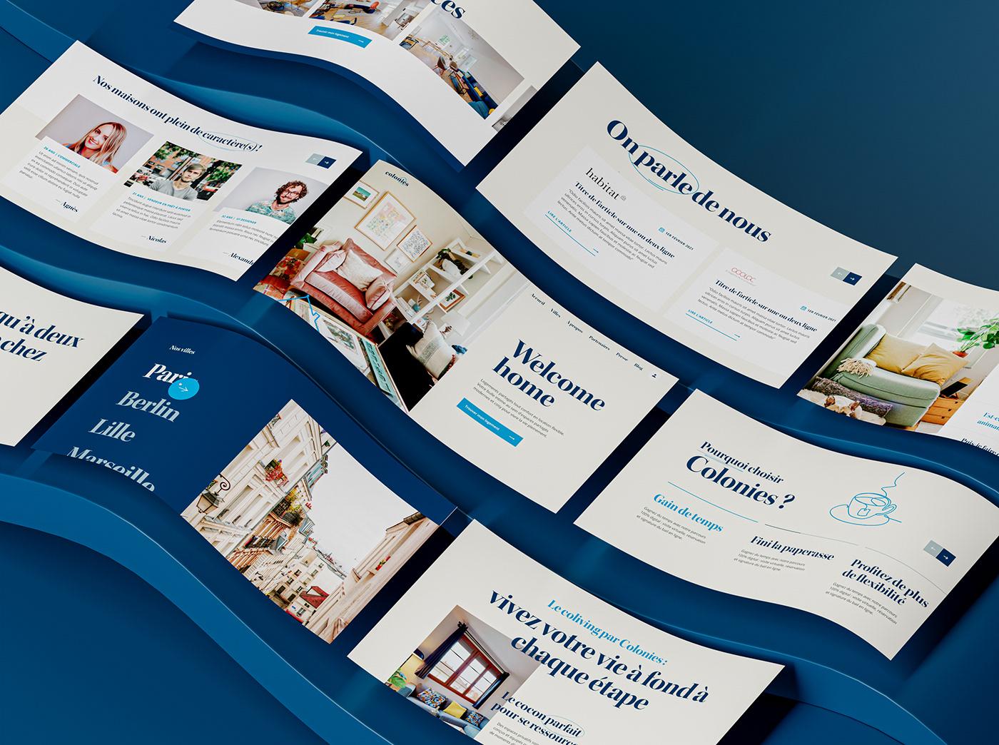 lifestyle real estate Website