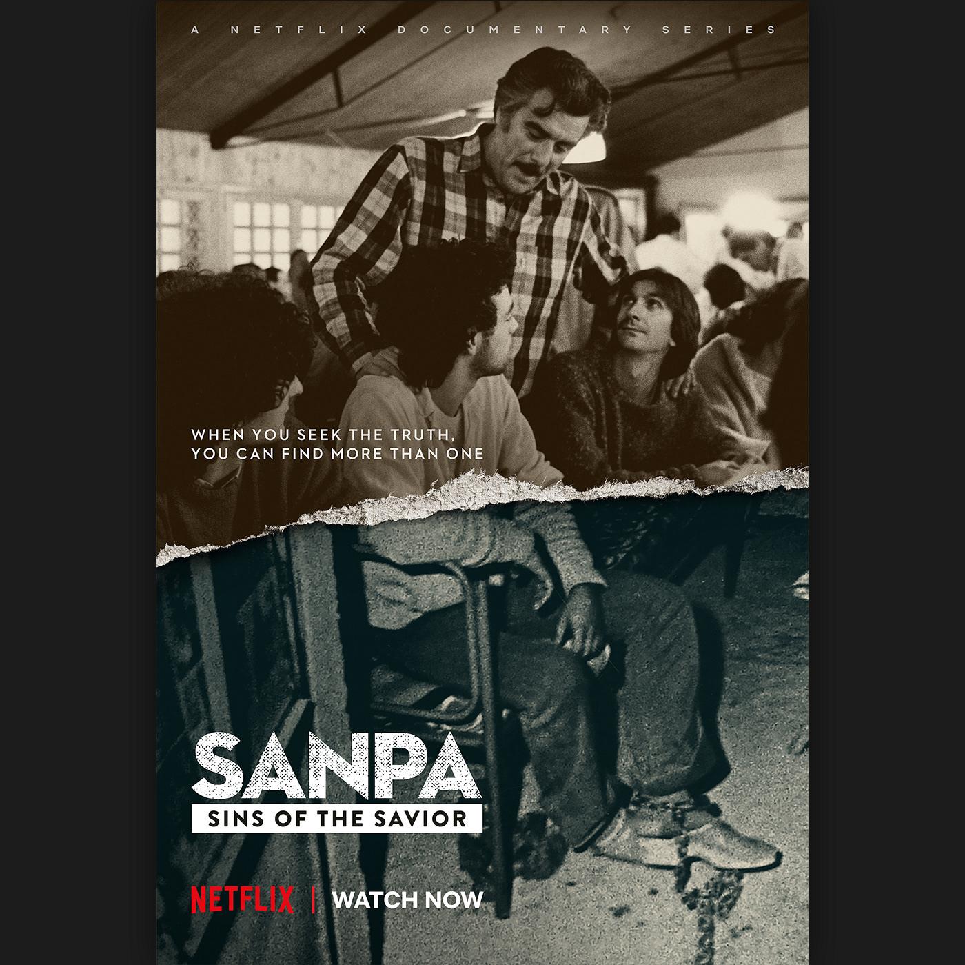 Documentary  heroine key art movie poster Muccioli   Netflix Original poster rehab series