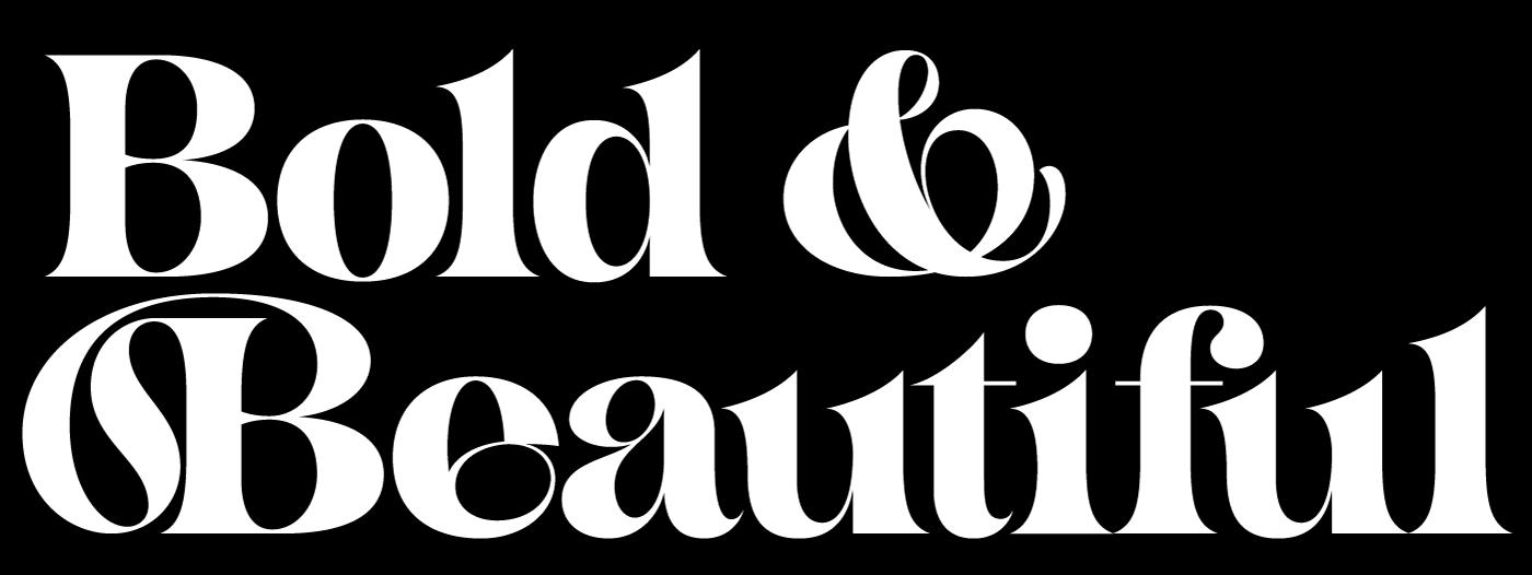 beasts of england font fonts Simon Walker sisteron Swashes type design Typeface typeverything