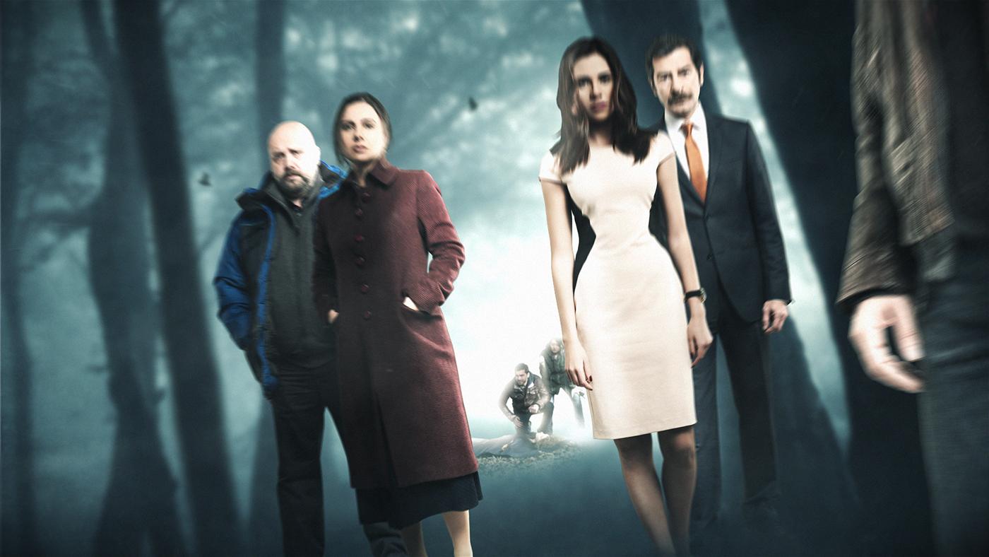 Packshot cinayet dizi promo kanal d bumper KENAN SUBASI opener