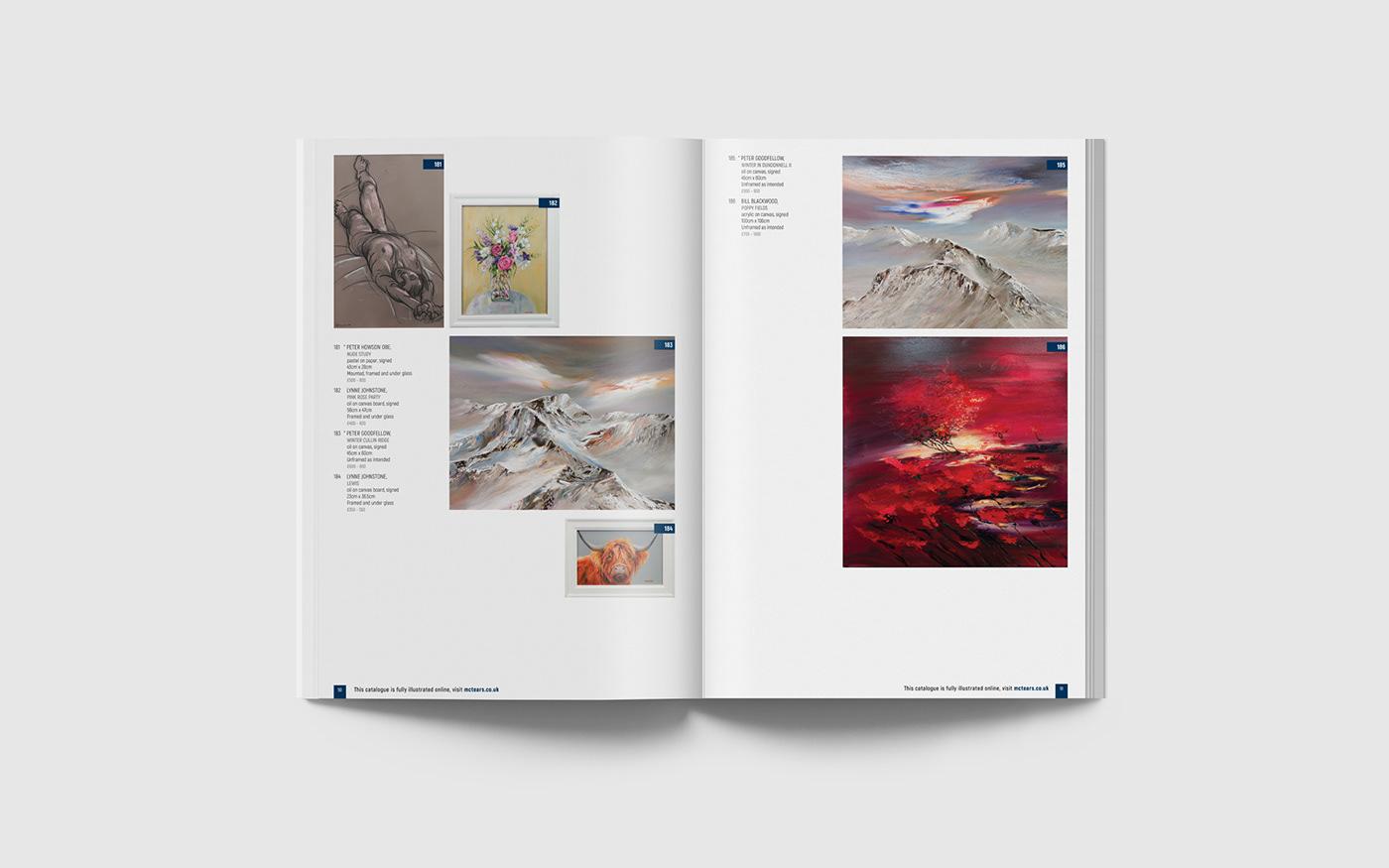 print editorial magazine Layout graphic design