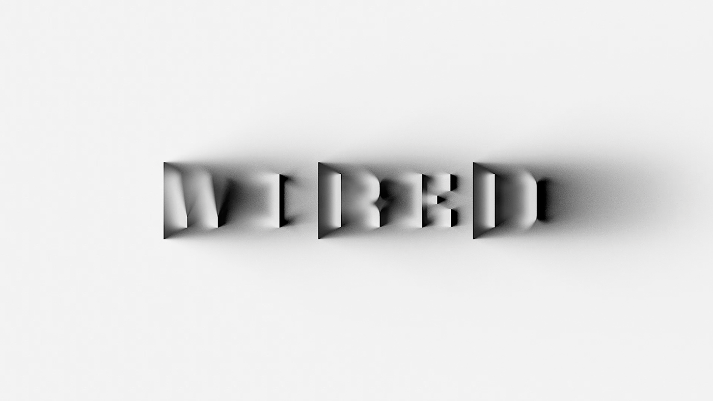Wired Masthead Logo Wire Data Schema Circuit Cutting Machine Promotionshop For Promotional 100th Issue On Behance Rh Net New York Times The Verge