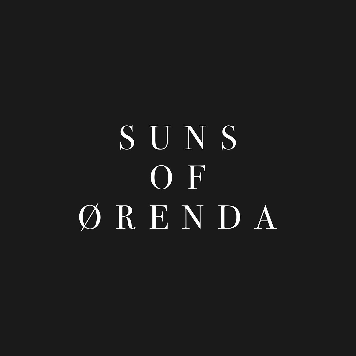 Suns Of Ørenda // Logo