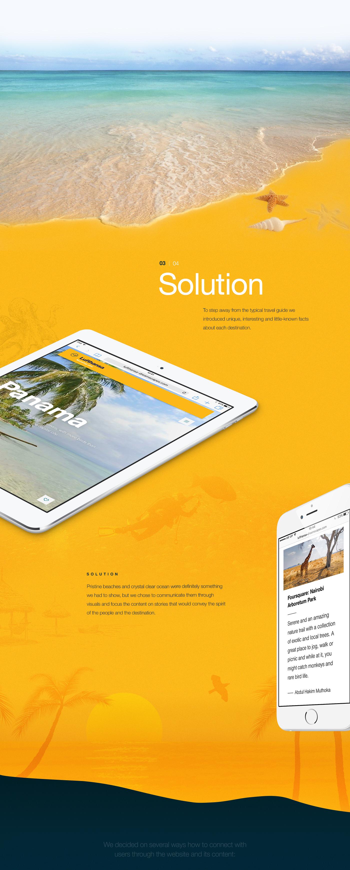 Website Web mobile Responsive colorful typo minimal typographic ux UI degordian Layout