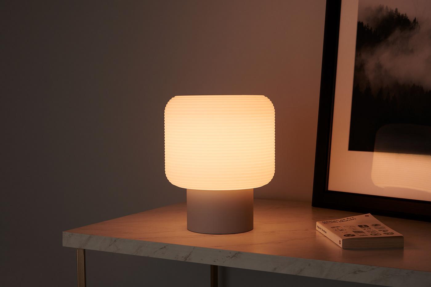 Lamp 3dprint light product gantri lampara lighting luz maskor