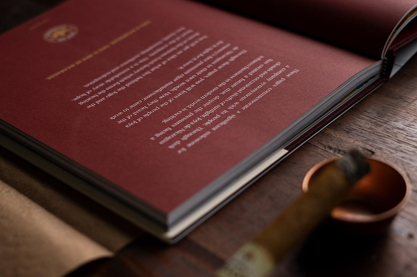 editorial,cigars,joya,nicaragua,anniversary,book,luxury,history,pupila,Costa Rica