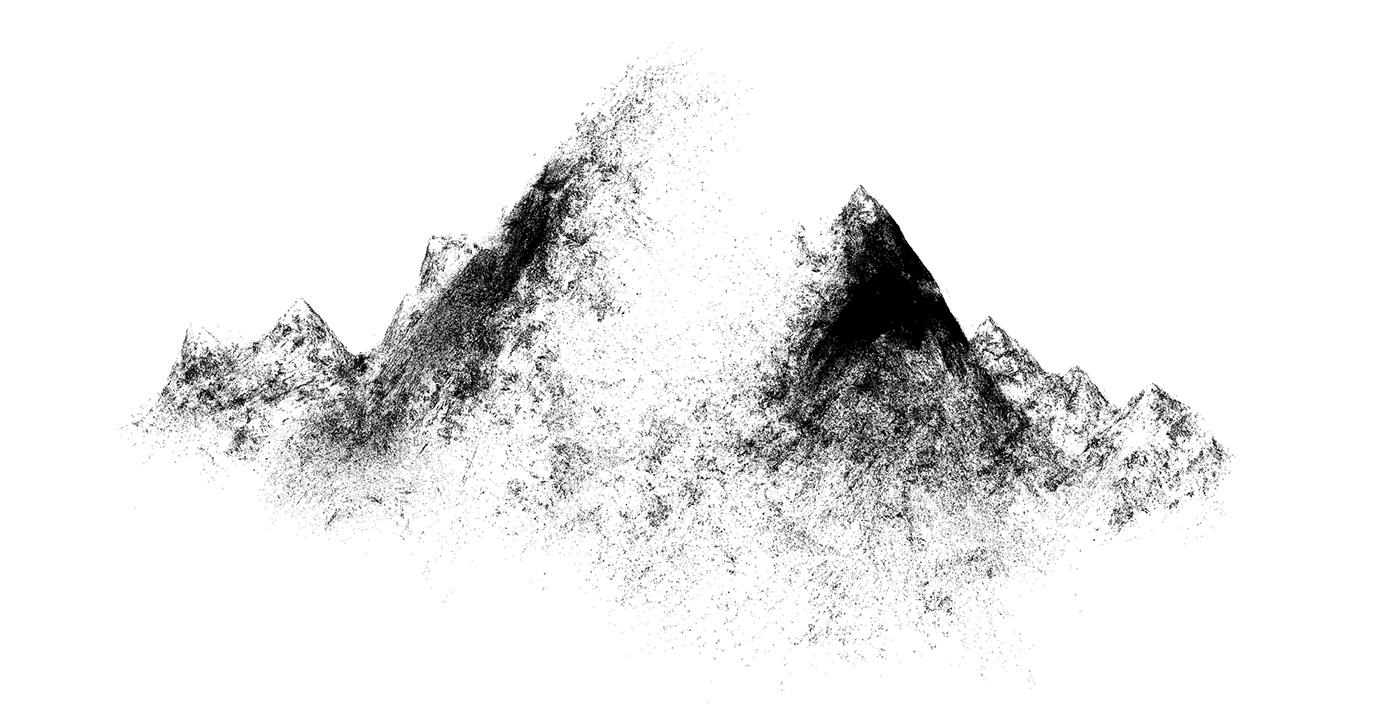 Digital Arts Digital Drawing Drawing  landscape drawing ms paint