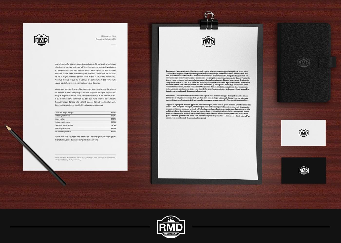 Mockup Office Stationery marketing   pree a4 iBook macbook