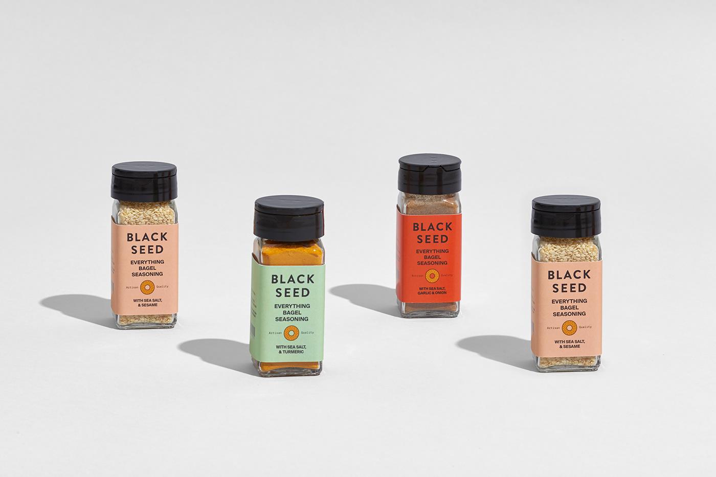 bagel shop bagels branding  cafe CPG packaging design ILLUSTRATION  Packaging packaging design restaurant