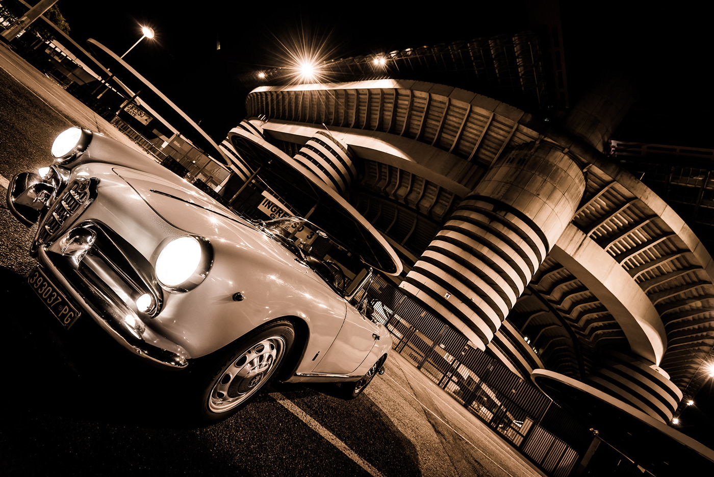 1961 Alfa Romeo Giulietta Spider 3rd Series