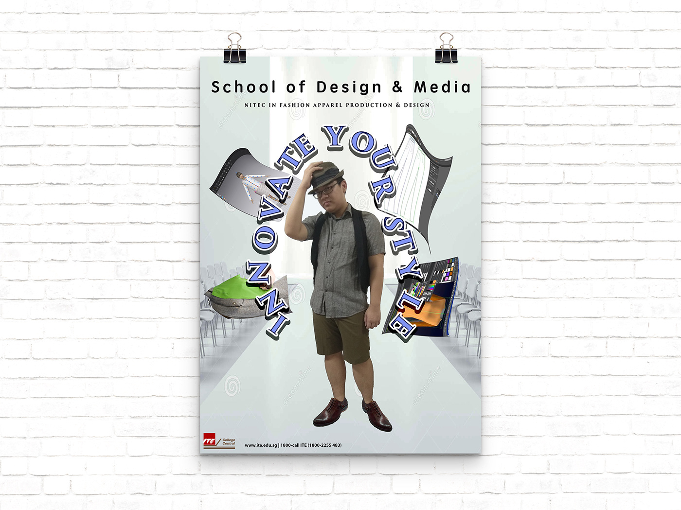 School Of Design Posters On Sdm Creative Collective