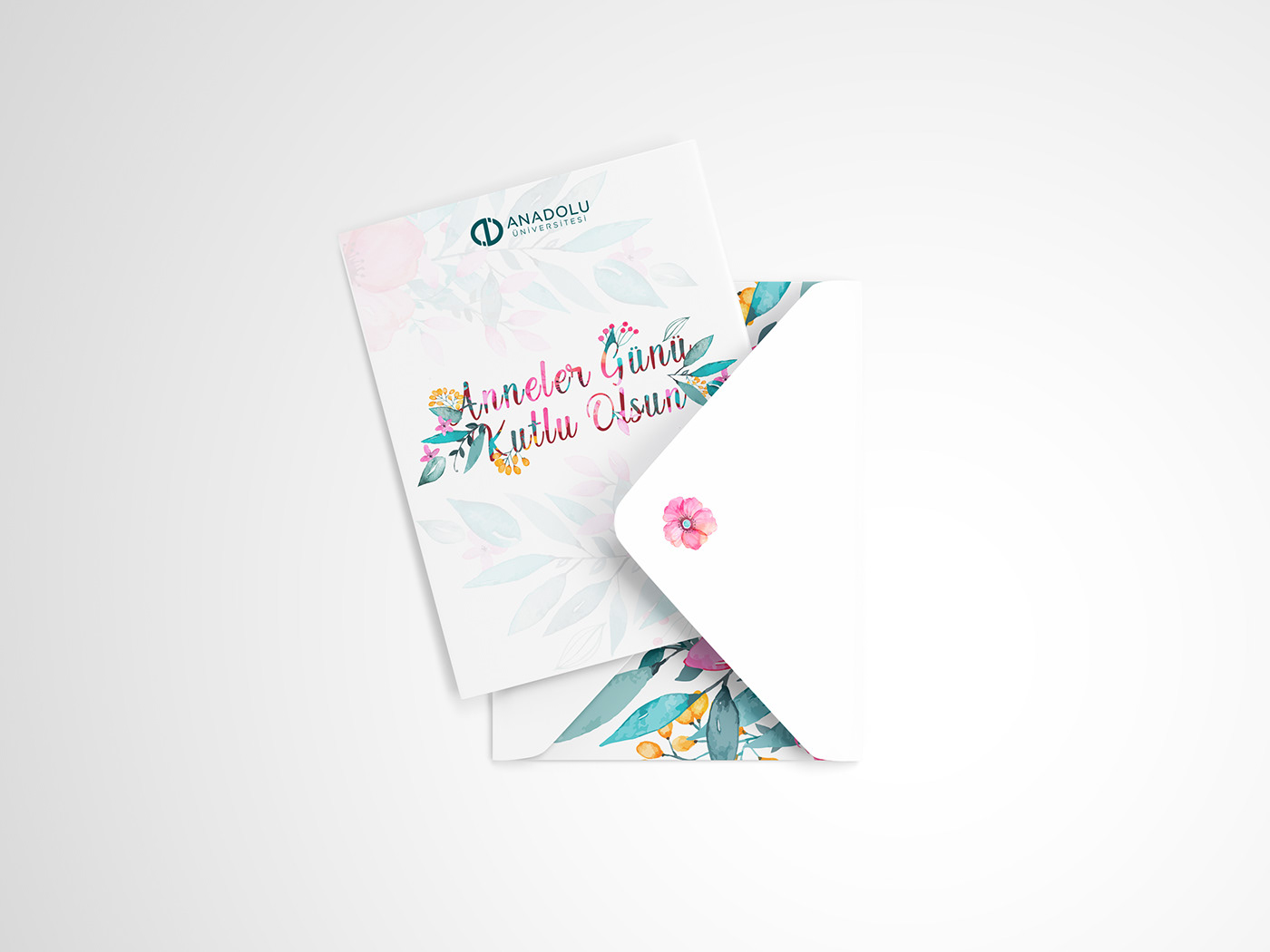 mother's day. typography   Colorfull. Design. advertising. digital.