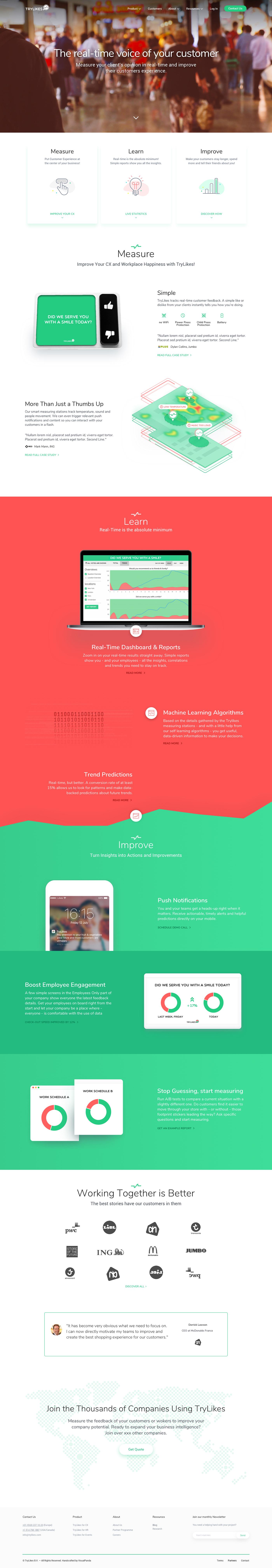 Web design Webdesign landing landingpage UI desktop page