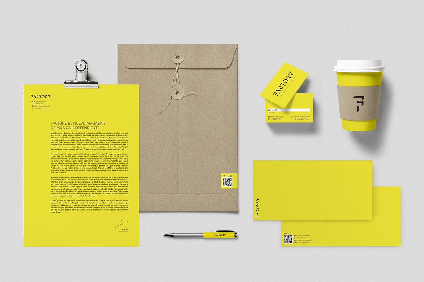 editorial identity art direction  branding  Web Design