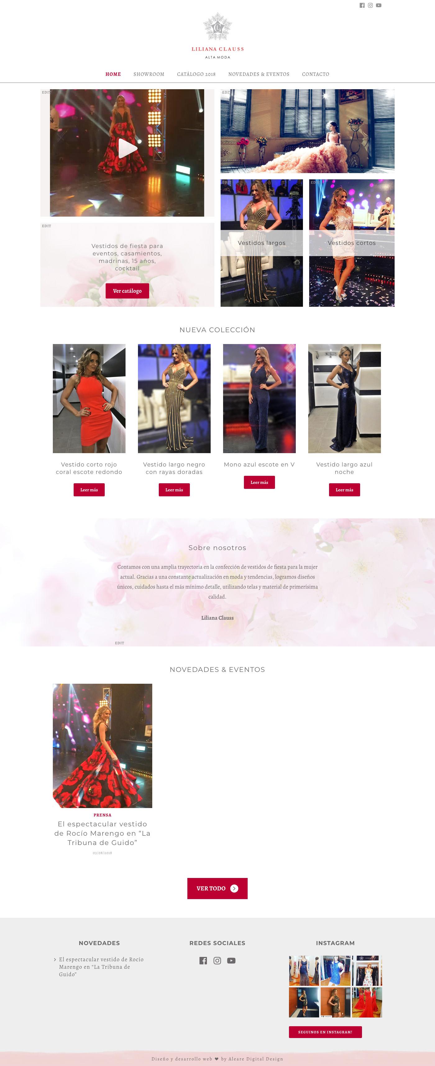 wordpress Woocommerce Webdesign