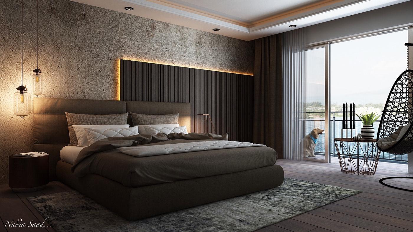 高質量的44套臥室設計欣賞