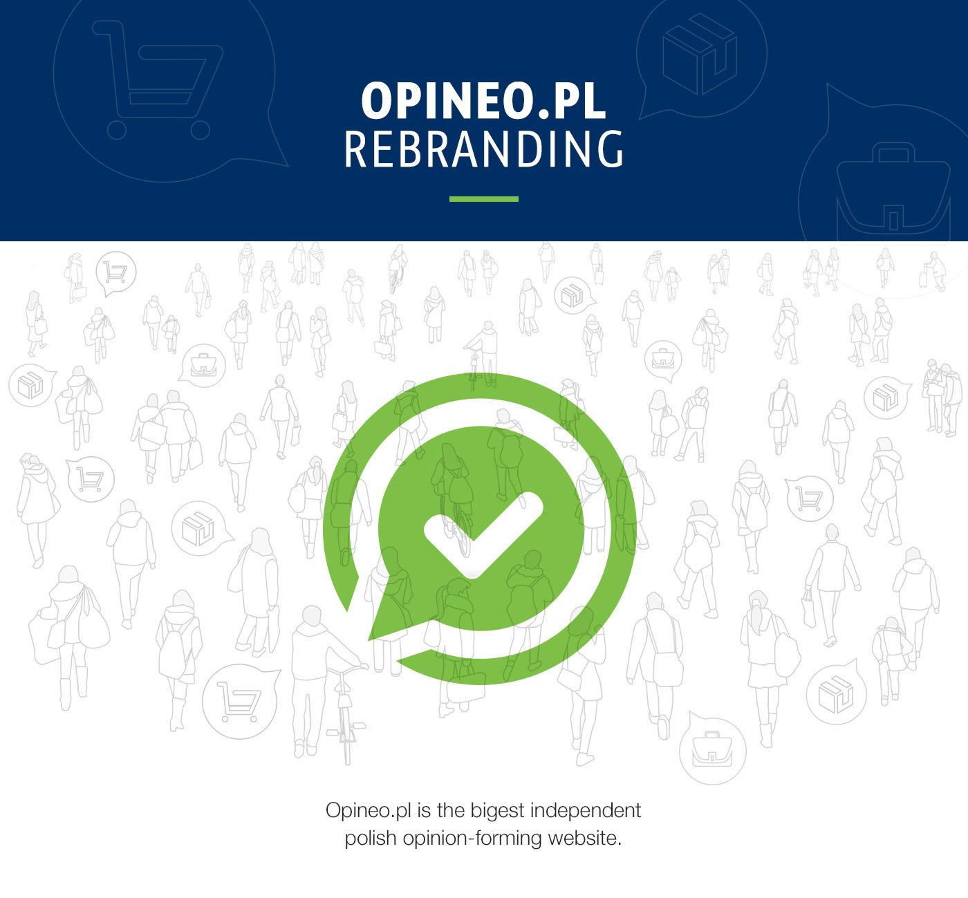 logo brand brand identity identity opineo opineo.pl Logo Design Corporate Identity