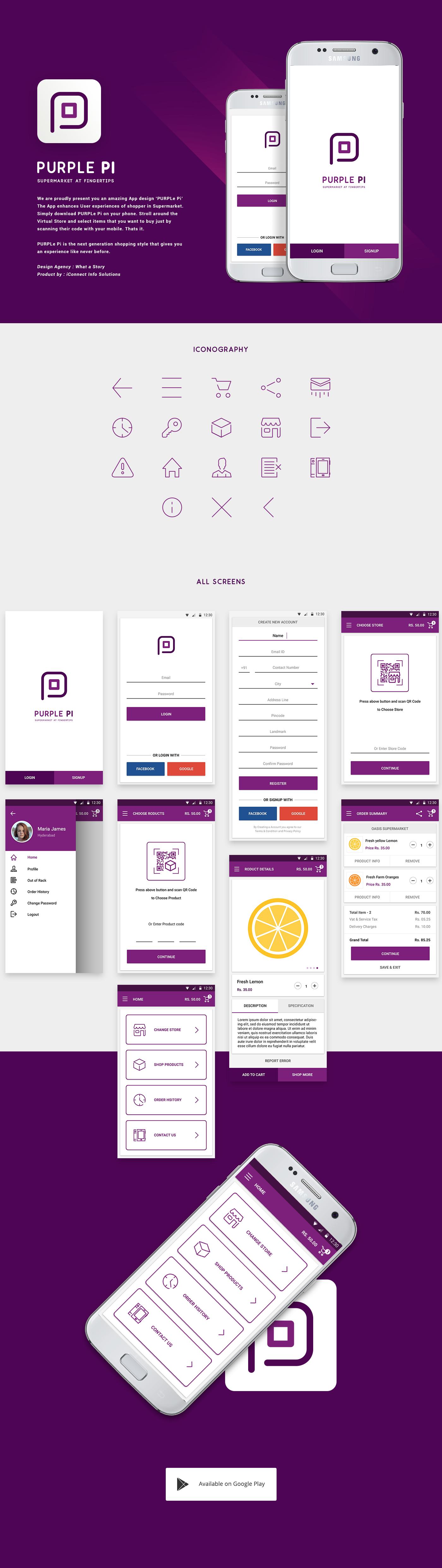 PurplePi App