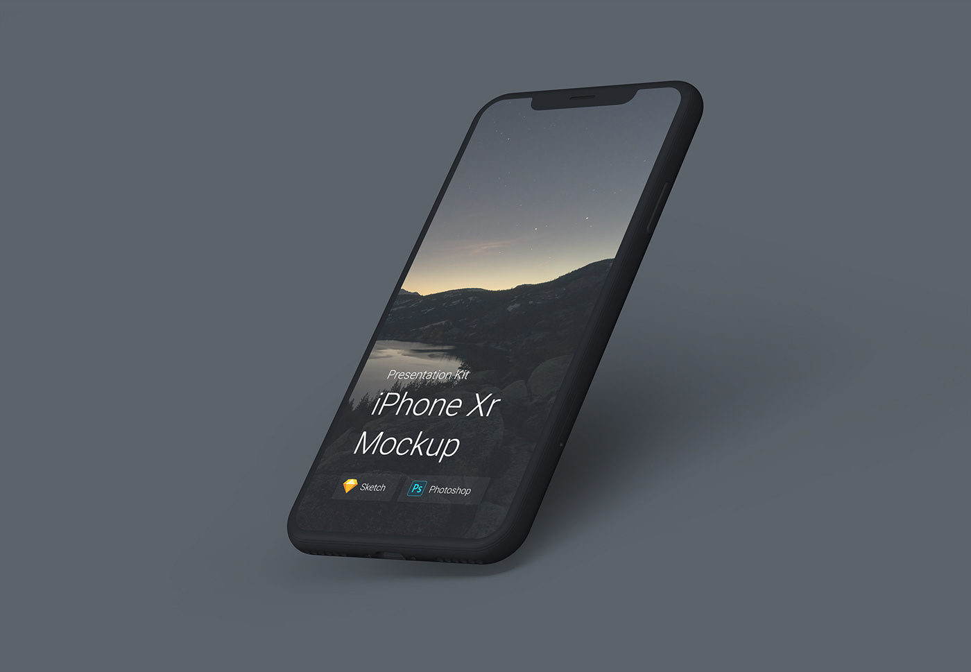 Free iPhone Xs, iPhone Xs Max, iPhone Xr Mockups on Behance