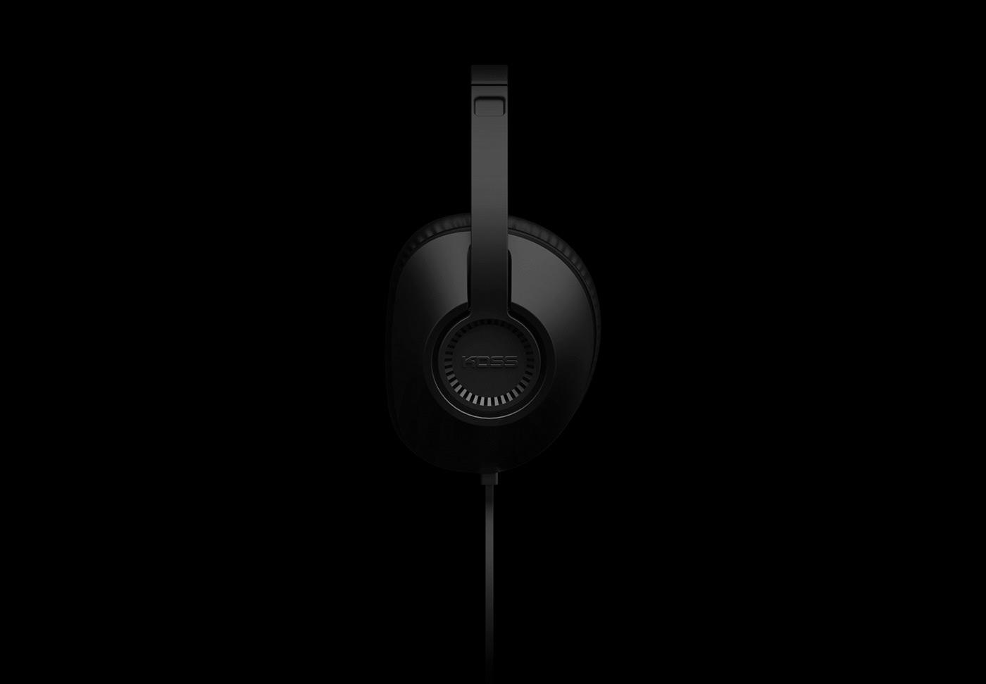 KOSS UR23 headphones consumer electronics