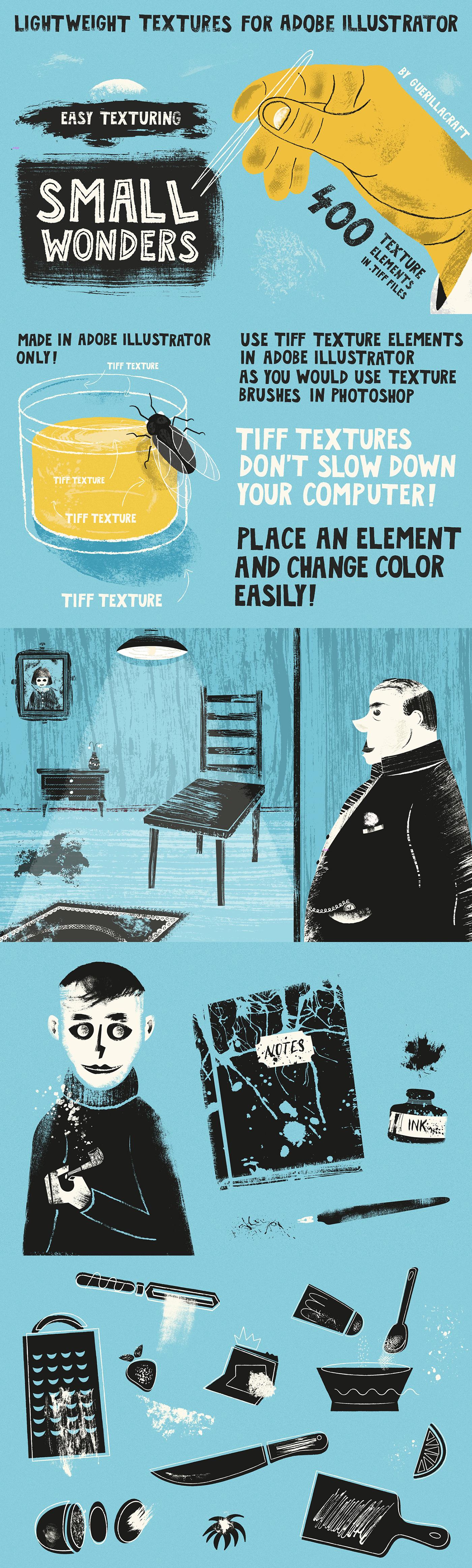 freebie free textures ILLUSTRATION  Retro vintage grunge grain ink poster free download