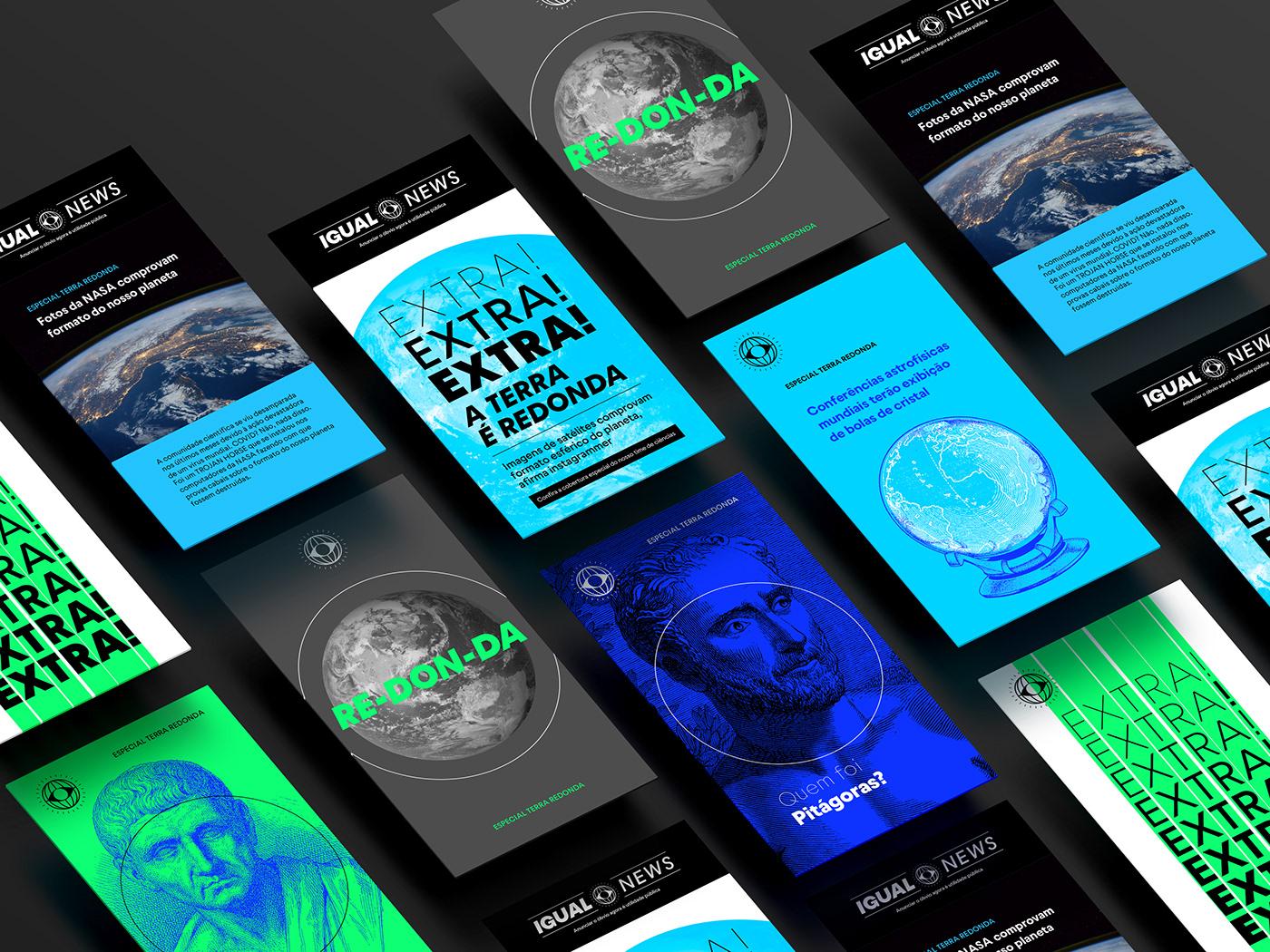 earth fabiohaag narrative promo round specimen type Typeface UI visual
