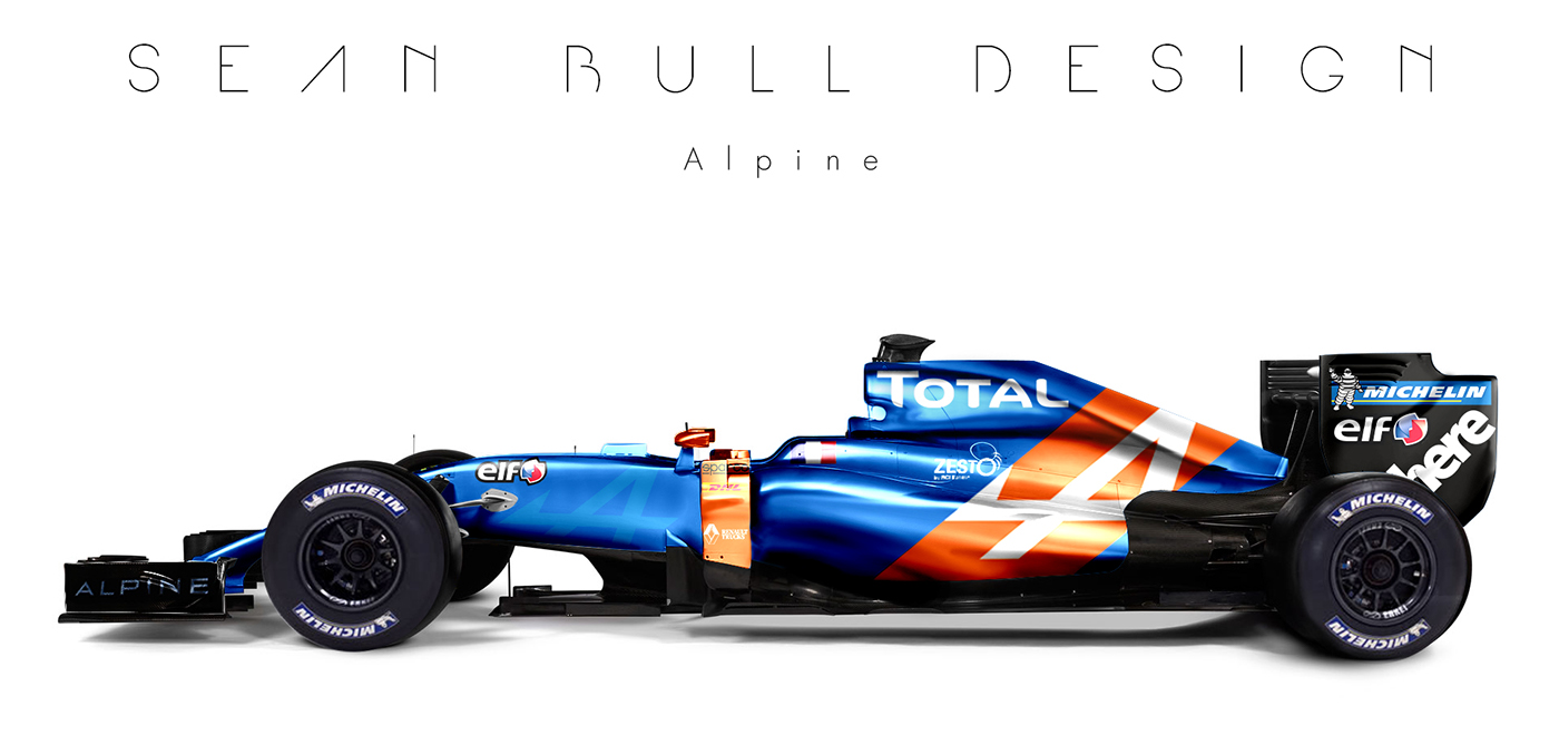 Fantasy F1 Teams On Behance
