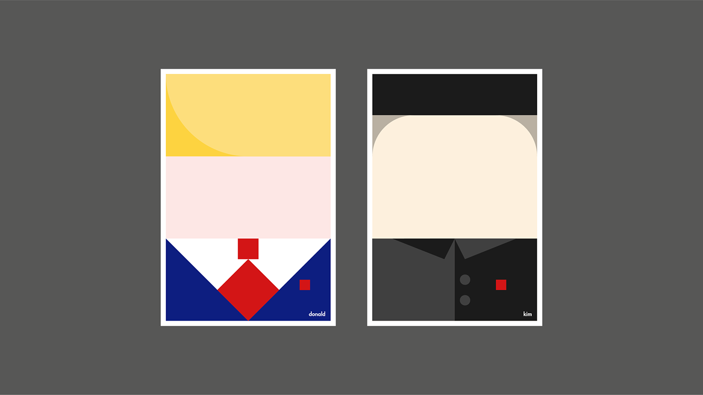 poster pop icons vector graphic design  ILLUSTRATION  Character