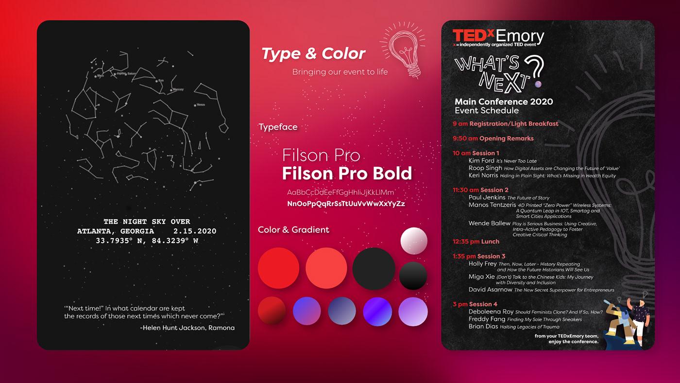 conference Education emory next TED TEDx tedxemory University