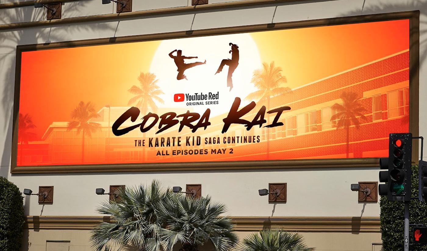 Cobra Kai Season 1 dvd