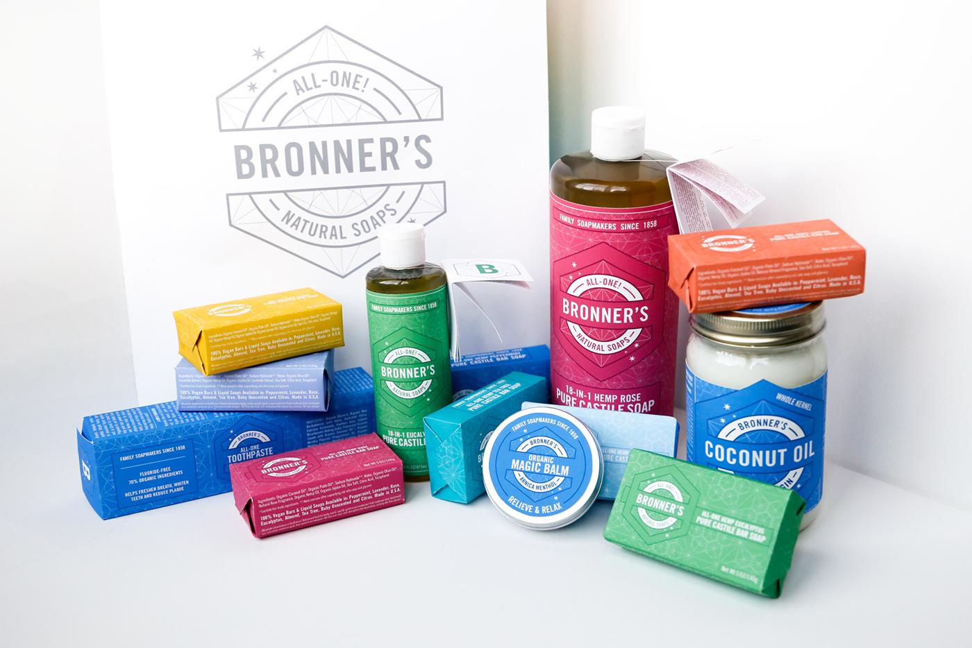 有設計感的32款健康產品包裝設計欣賞