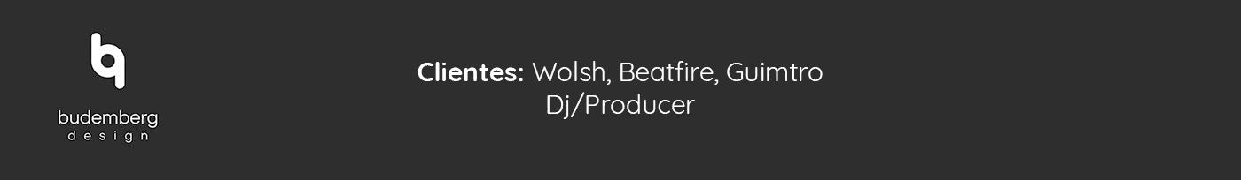 djs music techno Tech House edm logo