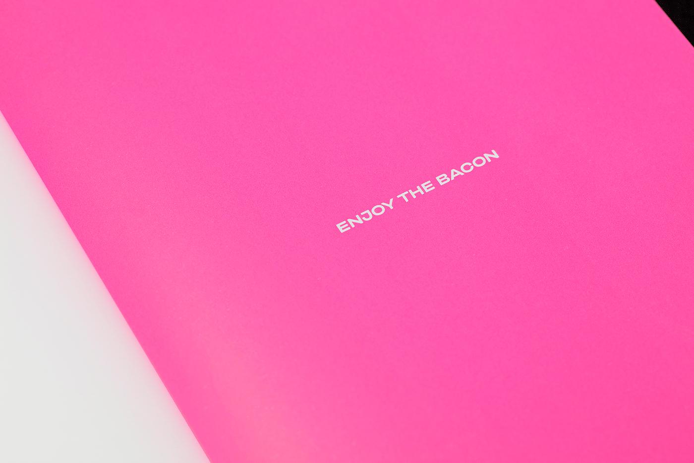Image may contain: magenta and pink