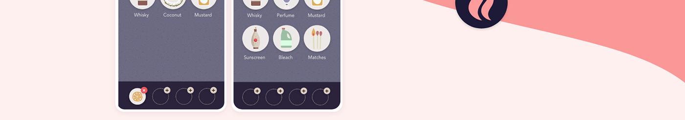 app app design Onboarding ux COVid Health medical