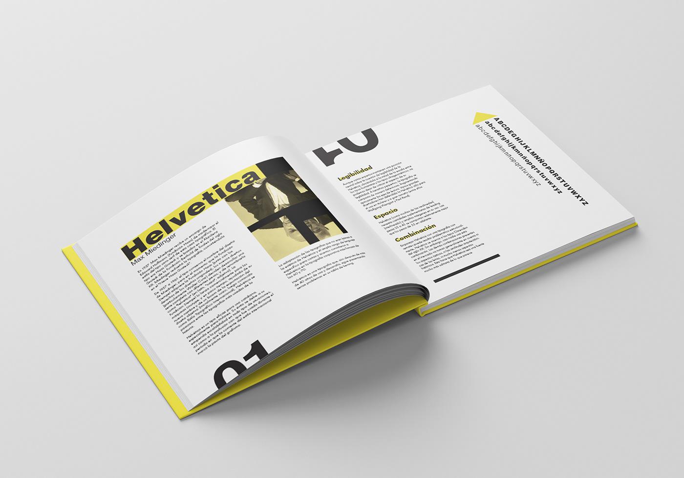 typography   manual type editorial contemporary tipografia