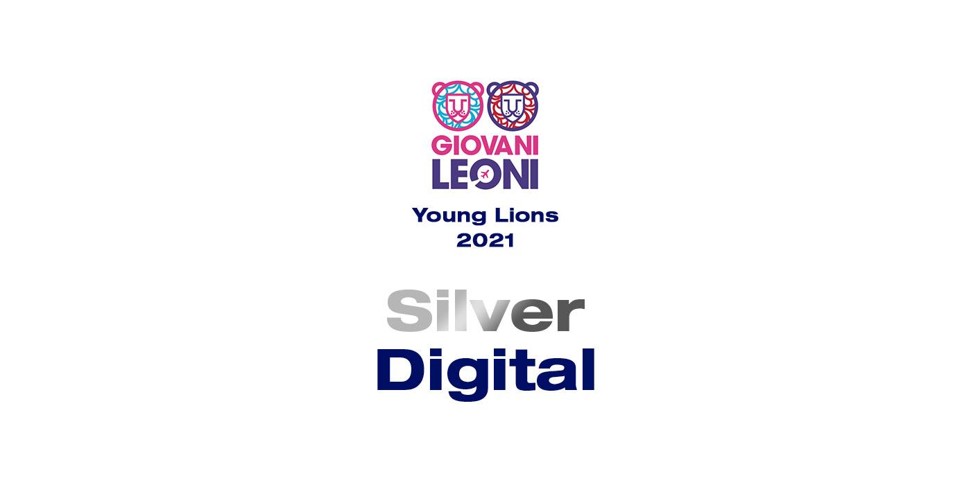 adci breath auction Cannes Cannes lions digital fibrosi cistica giovani leoni nft Young lions
