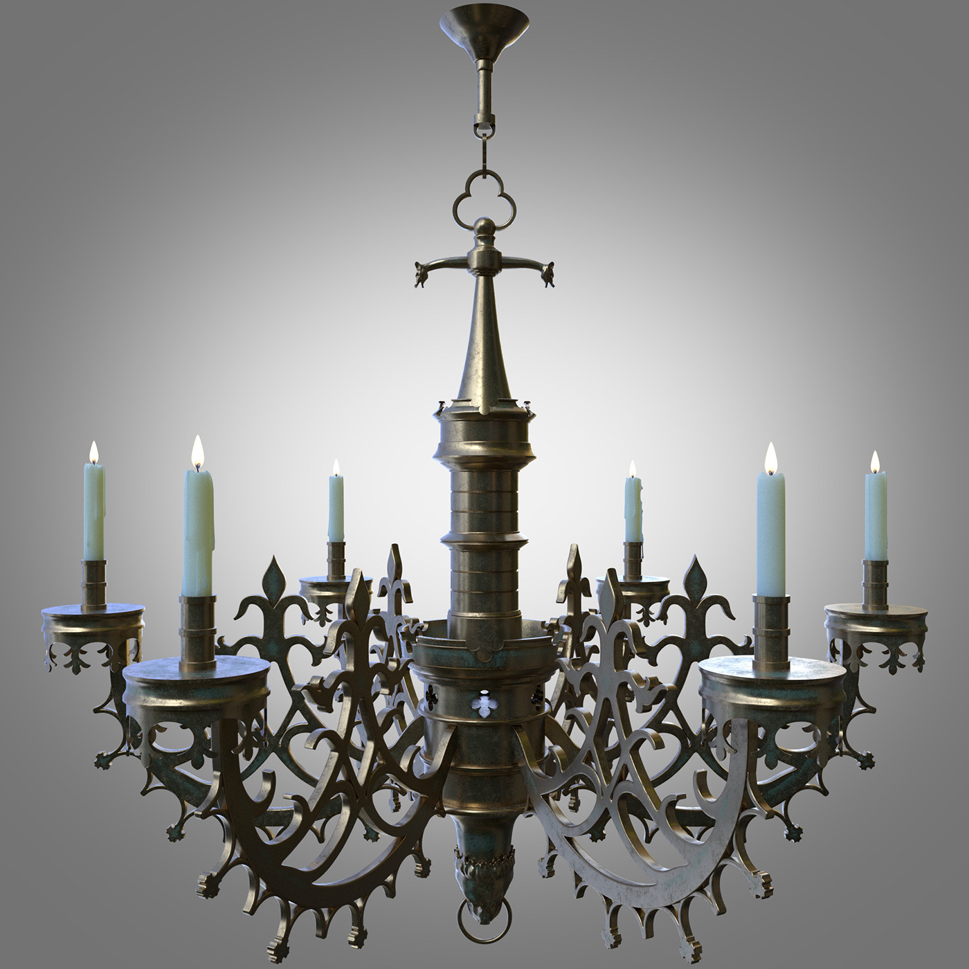 Arnolfini chandelier 3d model on behance arnolfini chandelier 3d model aloadofball