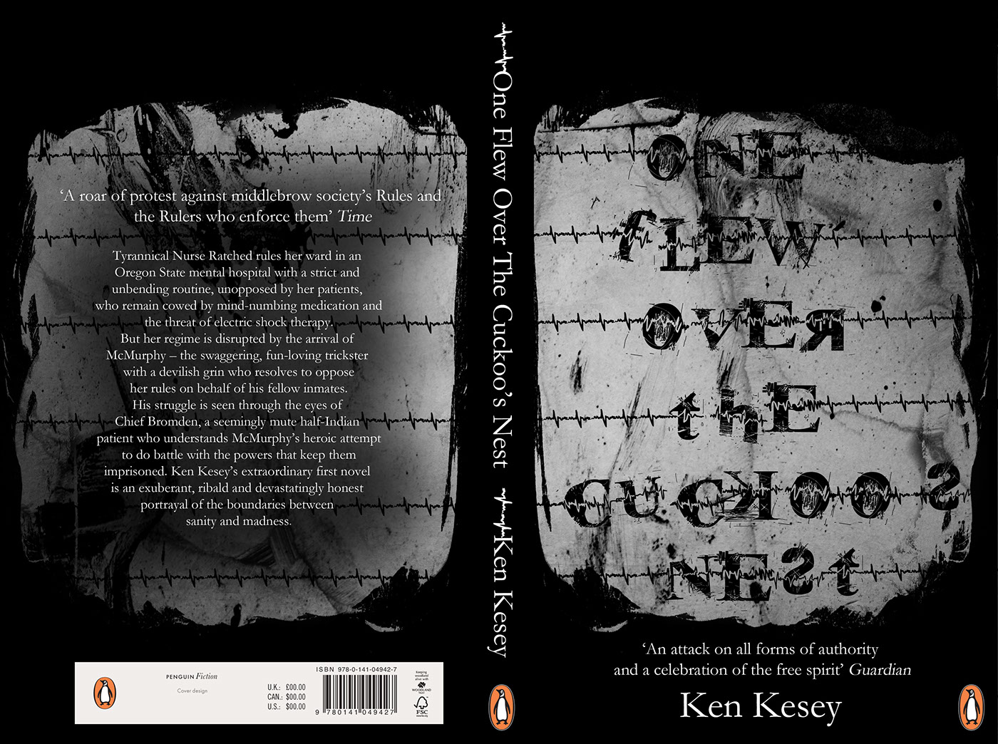 "a brief overview of the novel one flew over the cuckoos nest Cuckoo's nest is basically about a man named mcmurphy who decided that life in a mental hospital would be easier than life in prison, so he decides to ""fake"" being one purpose of the book and movie was to highlight the terrible conditions of mental hospitals of the time, especially in terms of these huge "" mansion"" type."