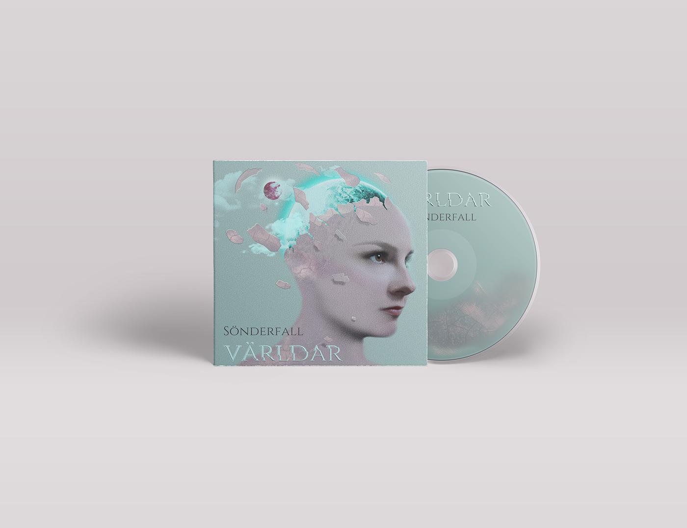 有設計感的29款CD封面設計欣賞