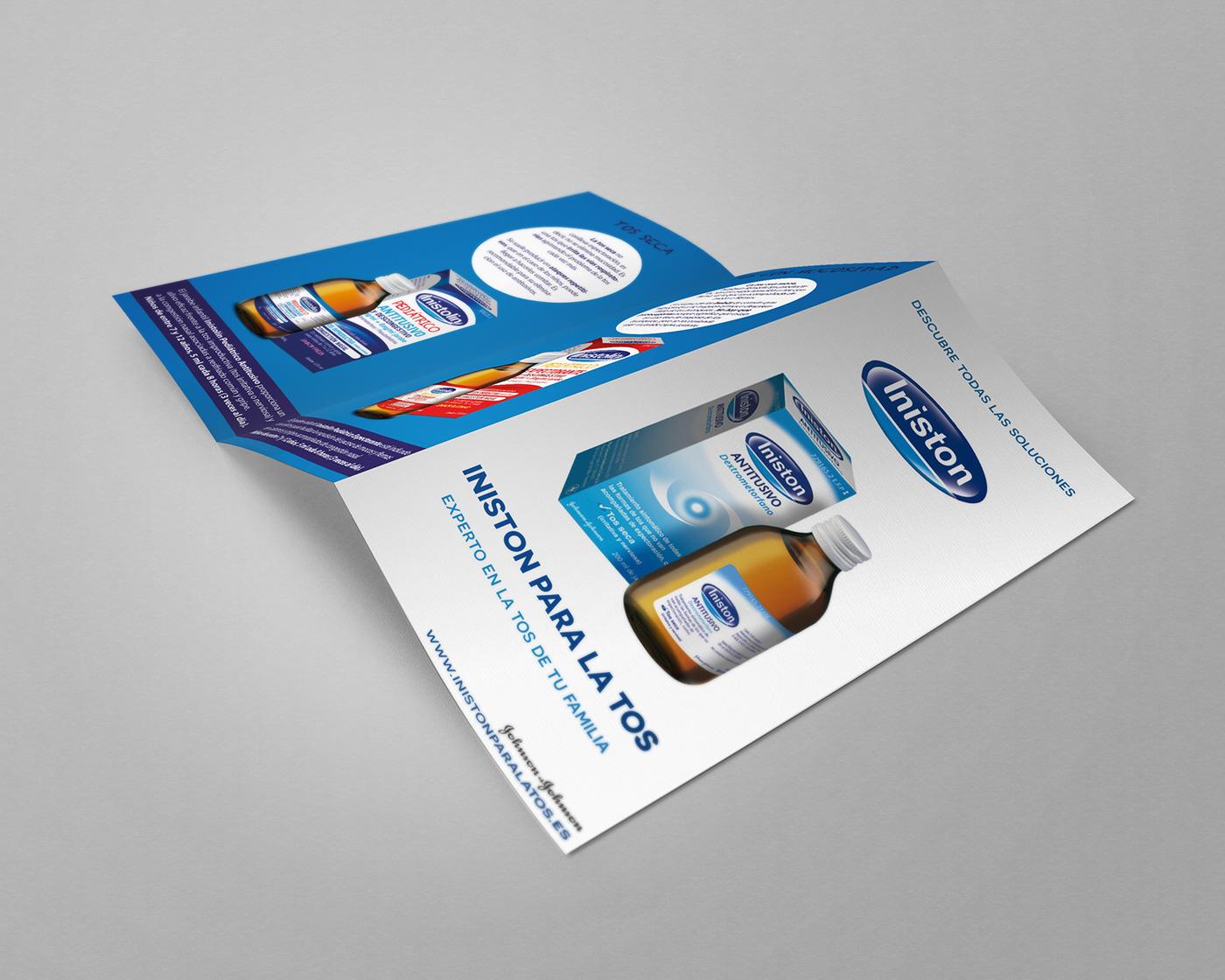 diseño gráfico flyer folleto graphic design